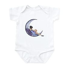A Fairy Moon Infant Bodysuit