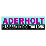 Aderholt, Go Home (bumper sticker)