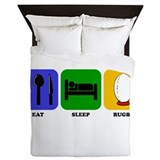 Rugby bedding Queen Duvet Covers