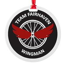 Team Fairhaven - Wingman Ornament