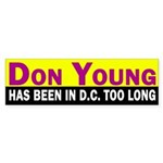 Don Young has been in DC too long