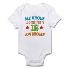 My Uncle Is Awesome Infant Bodysuit
