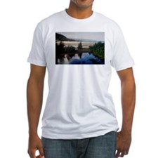 Waimea bay fitted T-shirt
