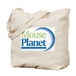 MousePlanet Tote Bag