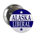 Alaska Liberal Button