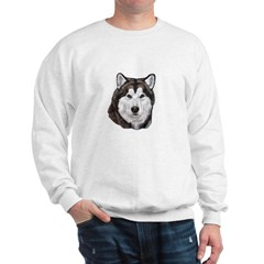 Malamute Adult Sweatshirt