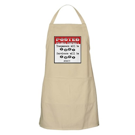 POSTED BBQ Apron