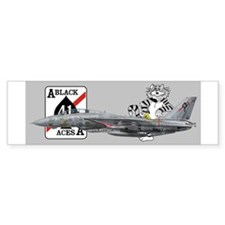 VF-41 Black Aces Bumper Bumper Sticker