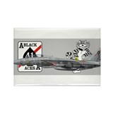 VF-41 Black Aces Rectangle Magnet (100 pack)