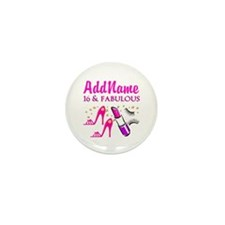 SWEET 16TH Mini Button (10 pack)
