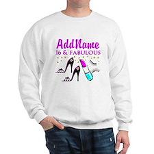 SNAZZY 16TH Sweatshirt
