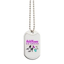 SNAZZY 16TH Dog Tags
