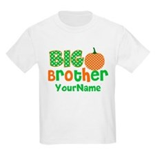 Big Brother Pumpkin T-Shirt
