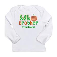 Little Brother Pumpkin Long Sleeve T-Shirt