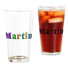 Martin Shiny Colors Drinking Glass