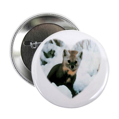 Little Fox Button