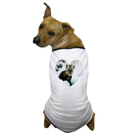 Little Fox Dog T-Shirt