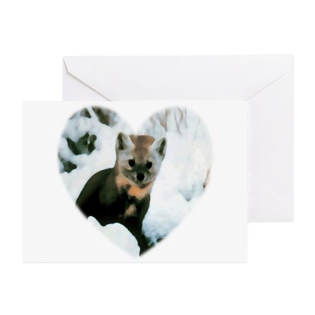 Little Fox Greeting Cards (Pk of 10)