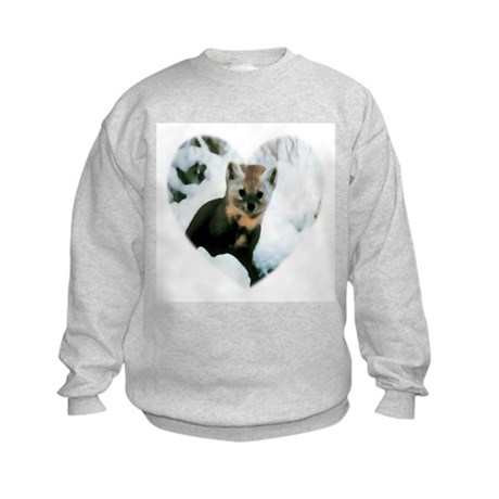 Little Fox Kids Sweatshirt