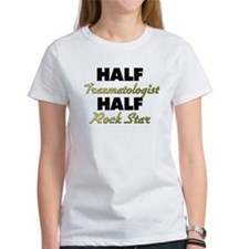 Half Traumatologist Half Rock Star T-Shirt