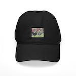 Marans Chickens Black Cap