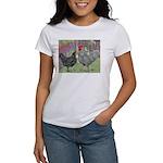 Marans Chickens Women's T-Shirt