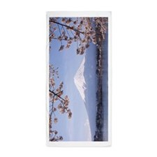 Mt. Fuji Beach Towel