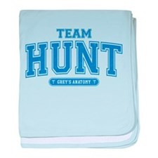 Grey's Anatomy Team Hunt Infant Blanket
