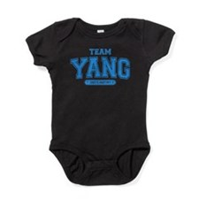 Grey's Anatomy Team Yang Baby Bodysuit