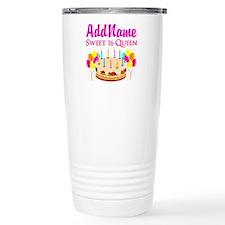 CELEBRATE 16 Thermos Mug