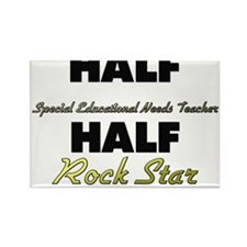 Half Special Educational Needs Teacher Half Rock S