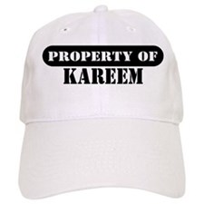 Property of Kareem Baseball Cap