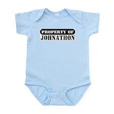 Property of Johnathon Onesie