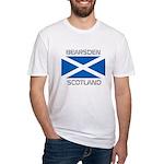 Bearsden Scotland Fitted T-Shirt
