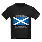 Bearsden Scotland Kids Dark T-Shirt