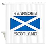Bearsden Scotland Shower Curtain