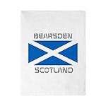 Bearsden Scotland Twin Duvet