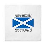 Bearsden Scotland Queen Duvet