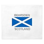 Bearsden Scotland King Duvet