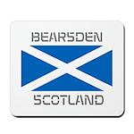 Bearsden Scotland Mousepad
