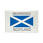 Bearsden Scotland Rectangle Magnet (100 pack)
