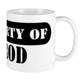 Property of Jarod Small Mugs