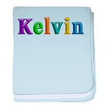 Kelvin Shiny Colors baby blanket