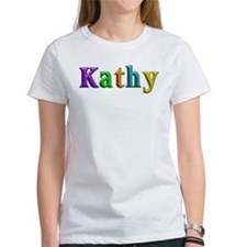 Kathy Shiny Colors T-Shirt