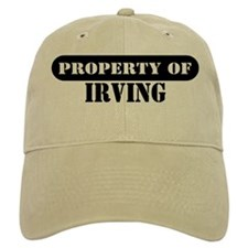 Property of Irving Baseball Cap