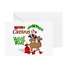 Merry Hump Day Christmas Greeting Card