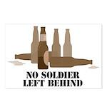 Fallen Soldier/Beer Drinker's Postcards (Package o