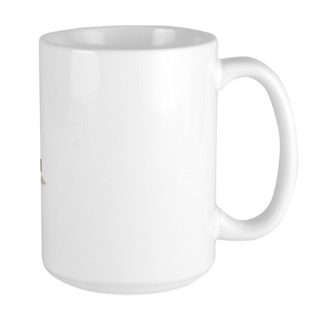 Fallen Soldier/Beer Drinker's Large Mug