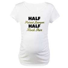 Half Patent Lawyer Half Rock Star Shirt