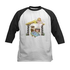 Childrens Nativity Baseball Jersey